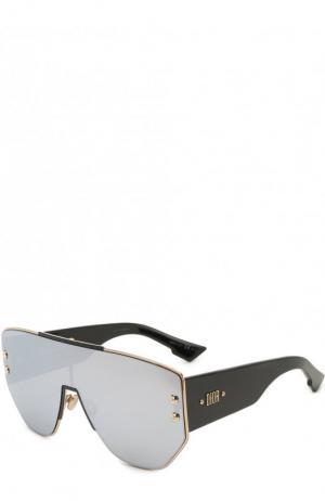 Солнцезащитные очки Dior. Цвет: чёрный