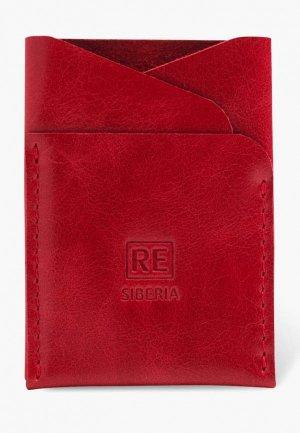 Визитница Reconds Liberty. Цвет: красный