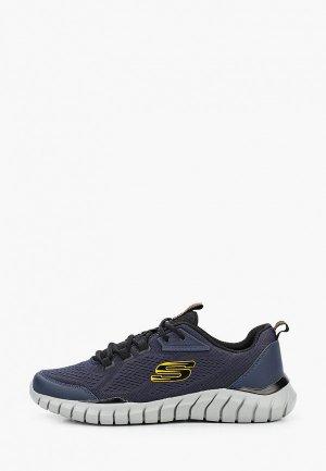 Кроссовки Skechers OVERHAUL 2.0. Цвет: синий