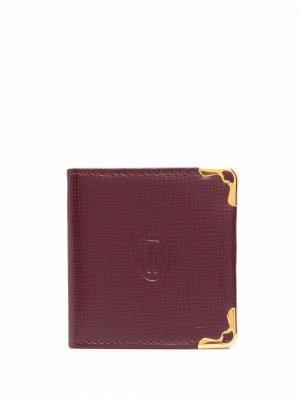 Папка 2000-х годов Cartier. Цвет: красный