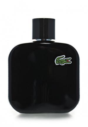 Туалетная вода Lacoste Eau de L.12.12 Noir - Intense, 100 мл. Цвет: черный