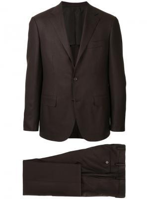 Классический костюм United Arrows. Цвет: красный