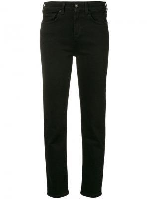 Укороченные джинсы узкого кроя 7 For All Mankind