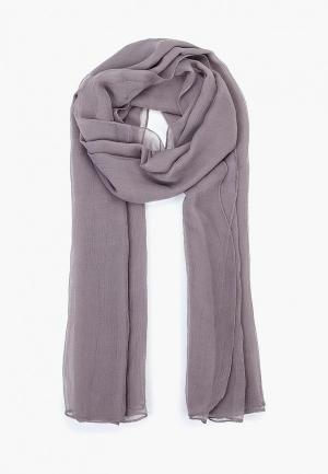 Палантин Venera. Цвет: серый