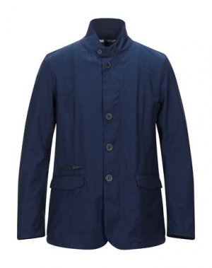 Пиджак PEOPLE OF SHIBUYA. Цвет: синий
