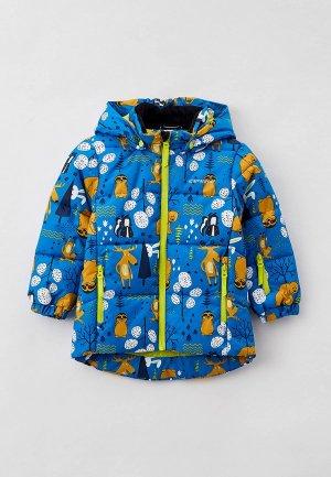 Куртка утепленная Icepeak 850100545IV. Цвет: синий