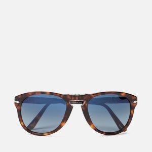 Солнцезащитные очки 714 Series Polarized Persol. Цвет: коричневый