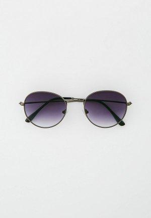 Очки солнцезащитные Vitacci. Цвет: серый