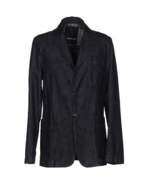 Пиджак CARLO PIGNATELLI OUTSIDE. Цвет: синий