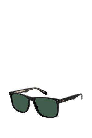 Солнцезащитные очки Levis Levi's. Цвет: черный