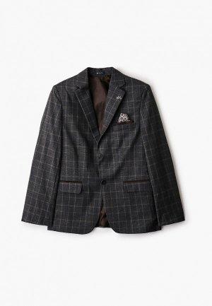 Пиджак MiLi. Цвет: коричневый