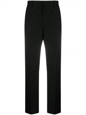 Прямые брюки Acne Studios. Цвет: черный