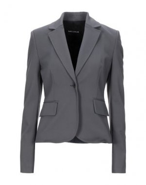 Пиджак FLAVIO CASTELLANI. Цвет: свинцово-серый