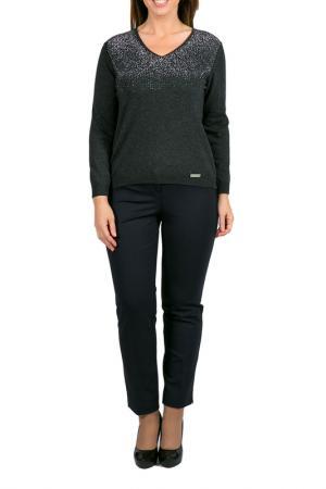 Пуловер LE FATE. Цвет: серый