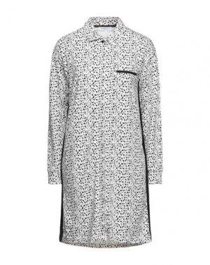 Пижама FEMILET. Цвет: белый