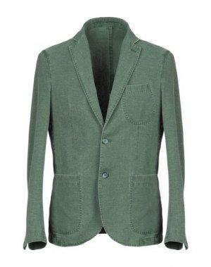 Пиджак MARTIN ZELO. Цвет: зеленый