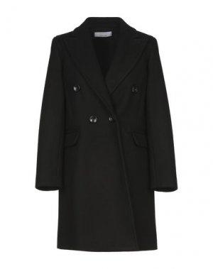 Пальто KAOS. Цвет: черный