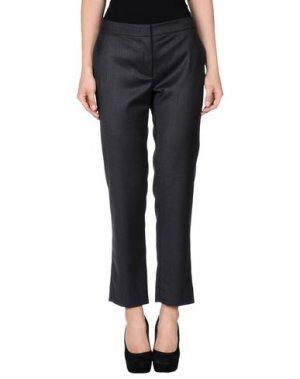 Повседневные брюки E_GO' SONIA DE NISCO. Цвет: стальной серый