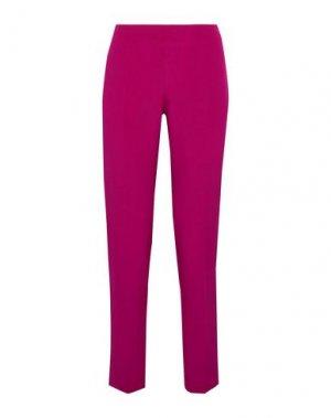 Повседневные брюки ANTONIO BERARDI. Цвет: пурпурный