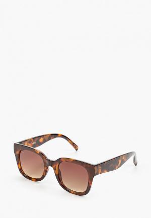 Очки солнцезащитные Mango - CLAIRE. Цвет: коричневый