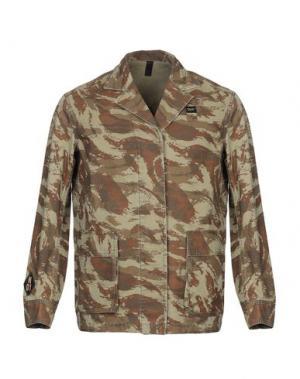 Пиджак BLAUER. Цвет: коричневый