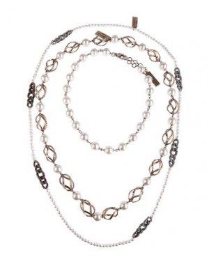 Ожерелье WEEKEND MAX MARA. Цвет: белый