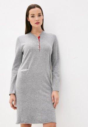 Платье Bulmer. Цвет: серый
