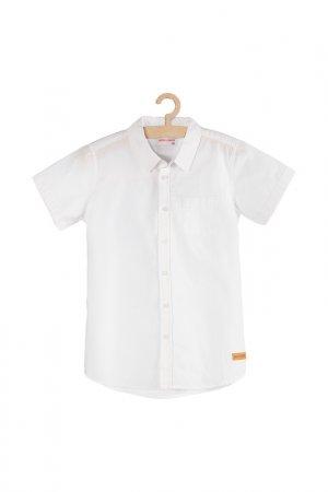 Рубашка для мальчиков 5.10.15.. Цвет: белый