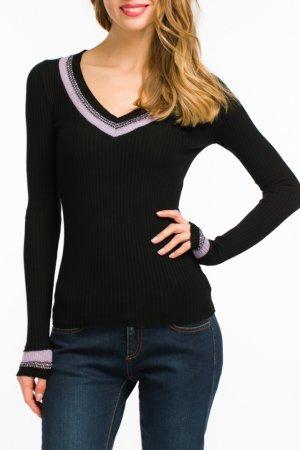 Пуловер в рубчик Ice&Berry