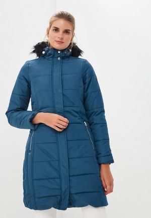 Куртка утепленная Regatta Fermina II. Цвет: синий