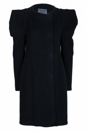 Пальто Albino. Цвет: черный