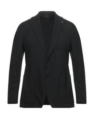 Пиджак MICHAEL KORS MENS. Цвет: черный