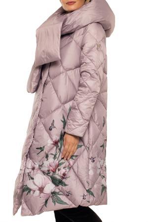 Пальто ODRI Mio. Цвет: pink flowers