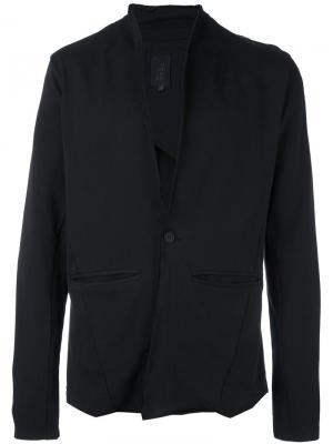 Пиджак с карманами Thom Krom. Цвет: чёрный