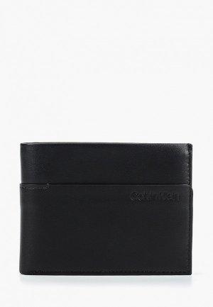 Кошелек Calvin Klein Jeans. Цвет: черный