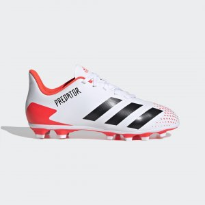 Футбольные бутсы Predator 20.4 FxG Performance adidas. Цвет: черный