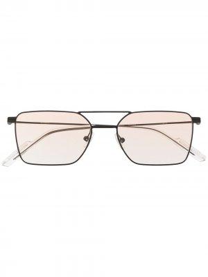 Солнцезащитные очки-авиаторы Rave M01 Gentle Monster. Цвет: черный