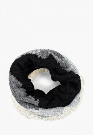Снуд Buff Knitted&Polar Neckwarmer Sveta. Цвет: разноцветный