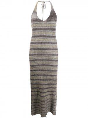 Длинное платье La Robe Tropea Jacquemus