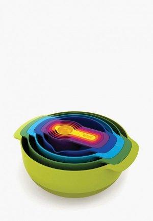 Набор кухонной посуды Joseph Nest 9. Цвет: разноцветный