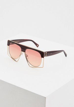 Очки солнцезащитные Marc Jacobs 312/S KVN. Цвет: золотой