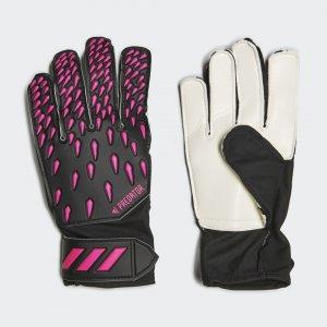 Вратарские перчатки Predator Training Performance adidas. Цвет: черный