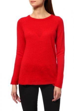 Пуловер Taifun. Цвет: poppy red