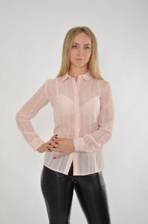Блуза Kira Plastinina. Цвет: розовый
