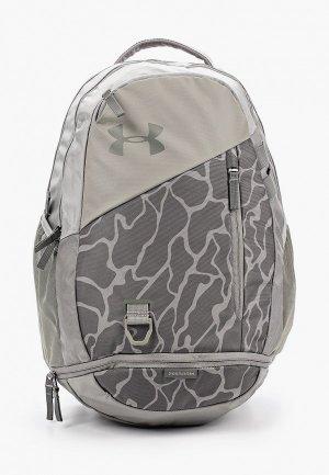 Рюкзак Under Armour UA Hustle 4.0. Цвет: серый