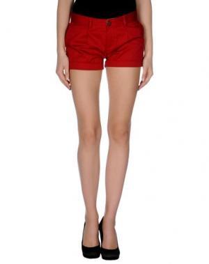 Повседневные шорты IRIEDAILY. Цвет: красный