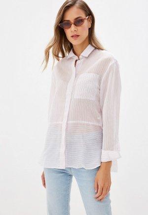 Рубашка Colletto Bianco. Цвет: розовый