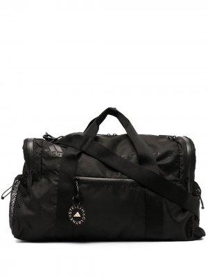 Спортивная сумка большого размера adidas by Stella McCartney. Цвет: черный