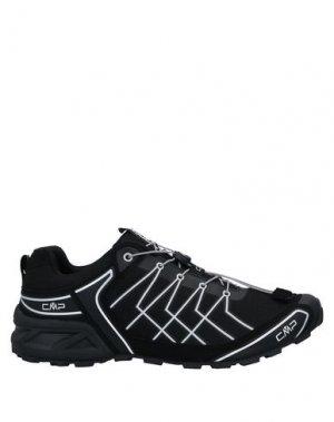 Низкие кеды и кроссовки CMP by F.LLI CAMPAGNOLO. Цвет: черный