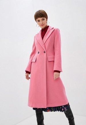Пальто Beatrice.B. Цвет: розовый